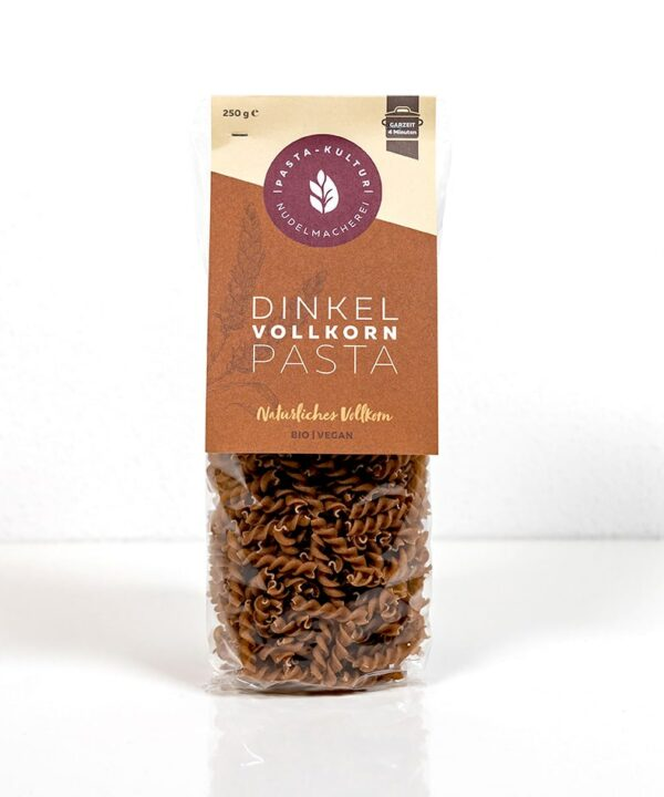 Dinkel Vollkorn Pasta